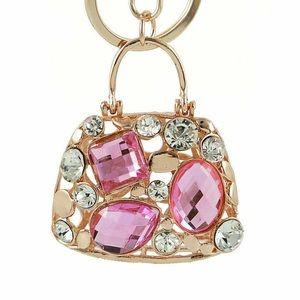 NEW Keychain Handbag jewelry charm for handbag